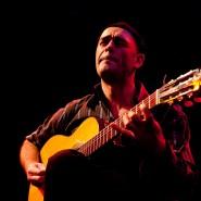 Antonio Forcione performs at Nottingham Contemporary