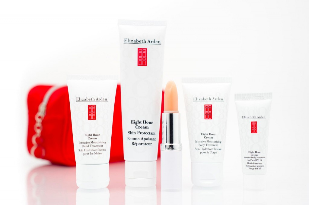 Product photography for Elizabeth Arden