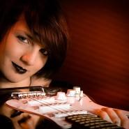 Musician Studio Portrait