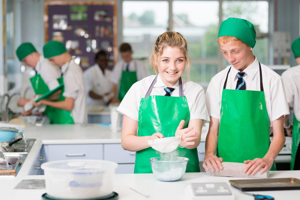 Image for the Sherwood EACT Academy prospectus