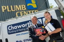 Plumbing Supplies Prize Winner