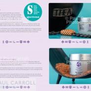 Thea Skincare sales brochure