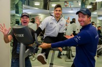Michael Vaughan Charity Bike Ride Promotion