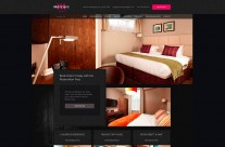 Mercure Nottingham website screen grab