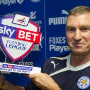 SkyBet Manager of the Month