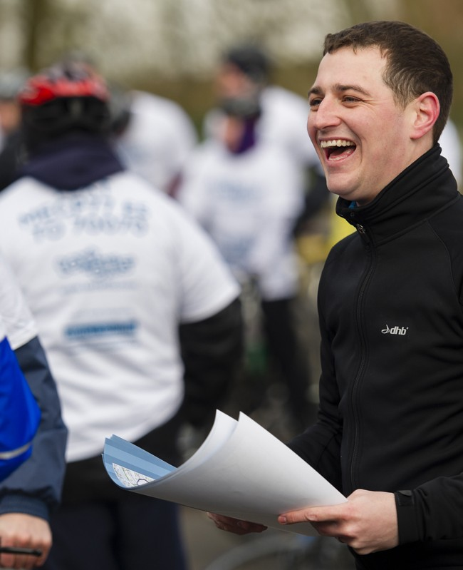 "Text ""Ellis"" Charity Bike Ride #5"
