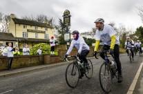Text Ellis / SkyBet – Charity Bike Ride
