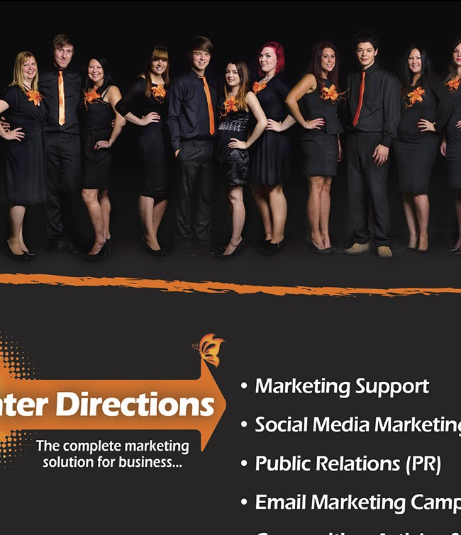 Brighter Direction's Promo Material