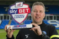 Darren Ferguson – Peterborough United Manager