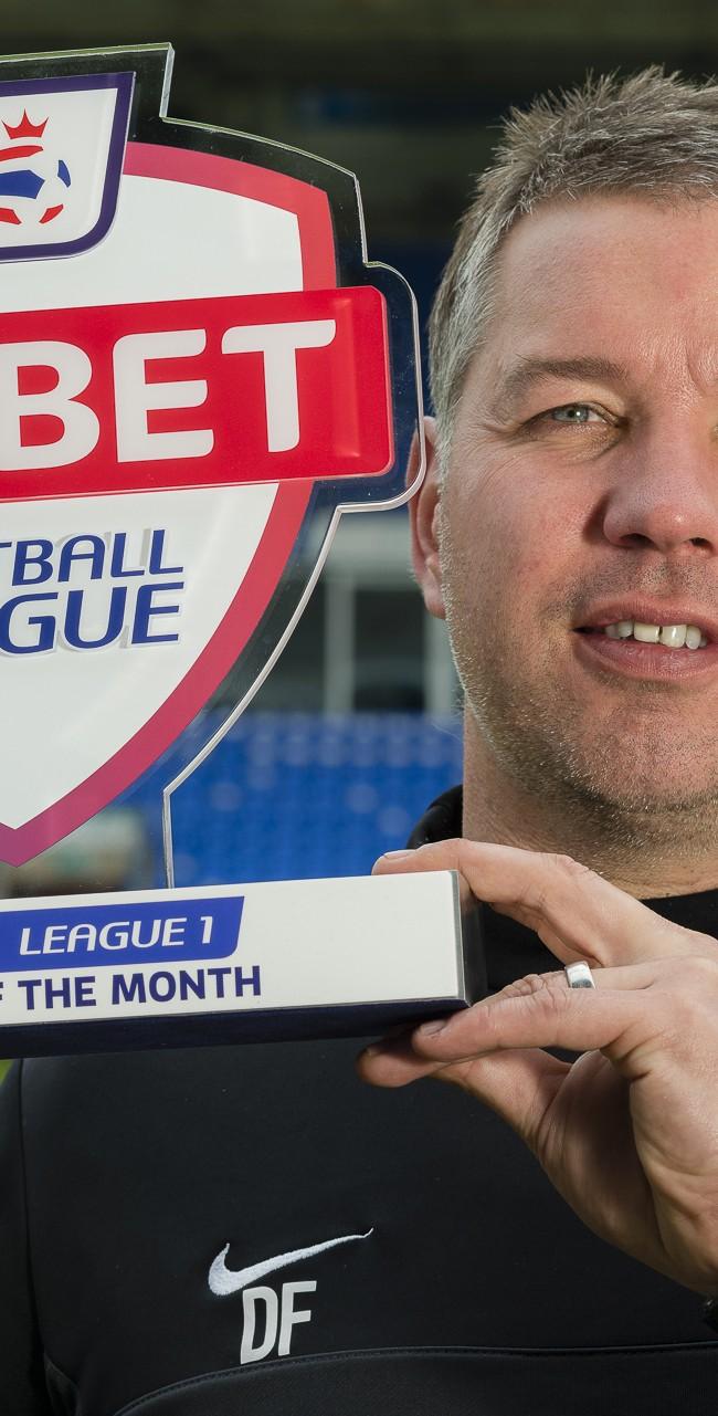 Darren Ferguson – Peterborough United Manager