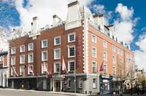 Mercure Hotel Nottingham – daytime