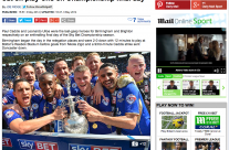 Sky Bet images on Mail Online