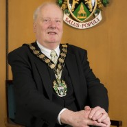 Mayor's Official Civic Portrait