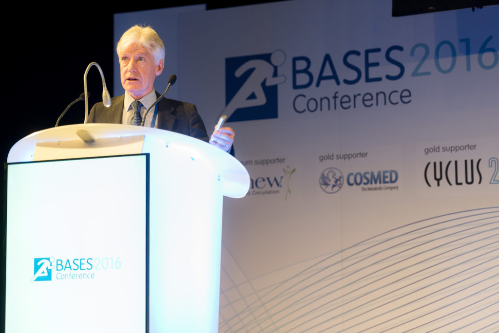 British Association of Sport and Exercises Sciences organisation 2016 conference